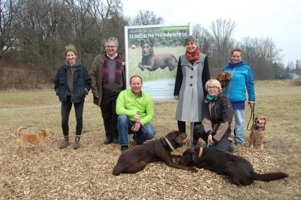 205 Eine Hundewiese für Bayreuth