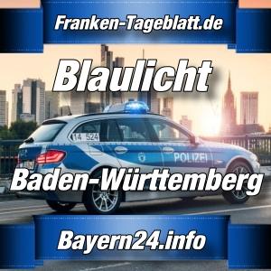 Franken-Tageblatt - Polizei-News - Baden-Württemberg - 2020
