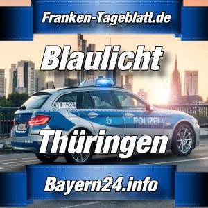 Franken-Tageblatt - Polizei-News - Thüringen